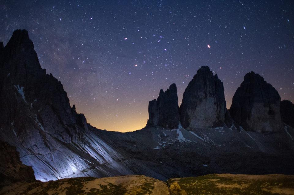 Италия – от небето до морето