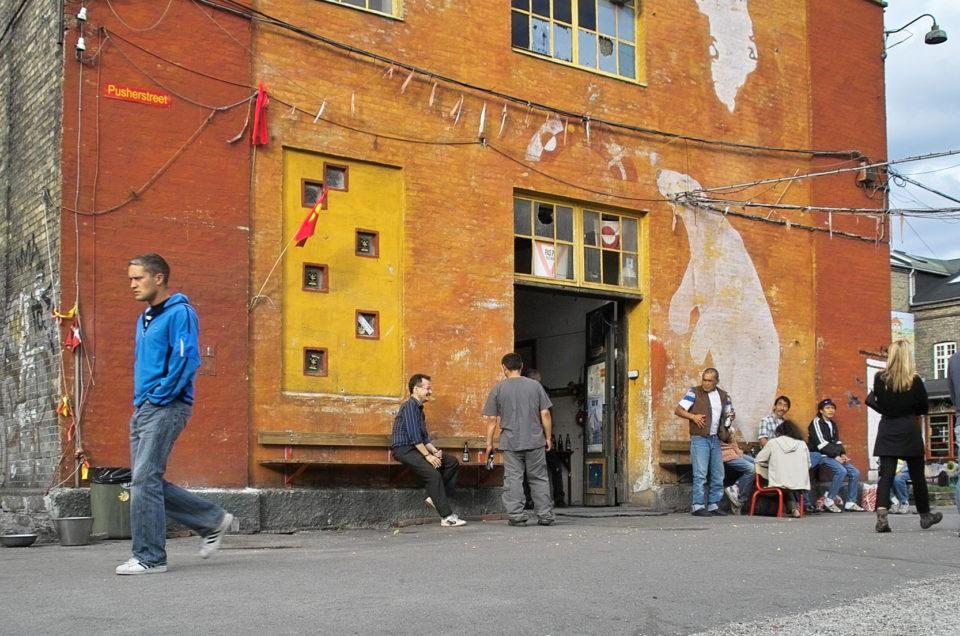 Christiania – хипи държавата